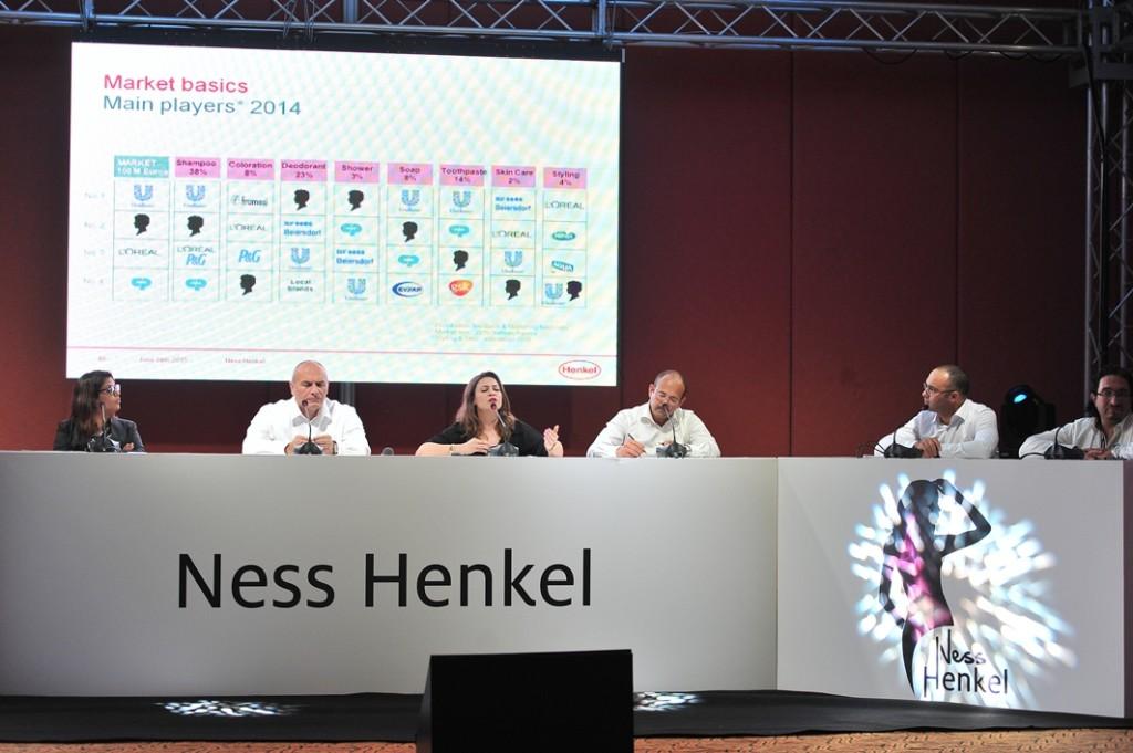 Team Building Ness Henkel