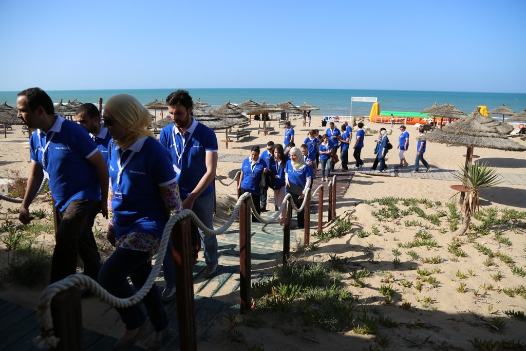 Team Building Faurecia Tunisie