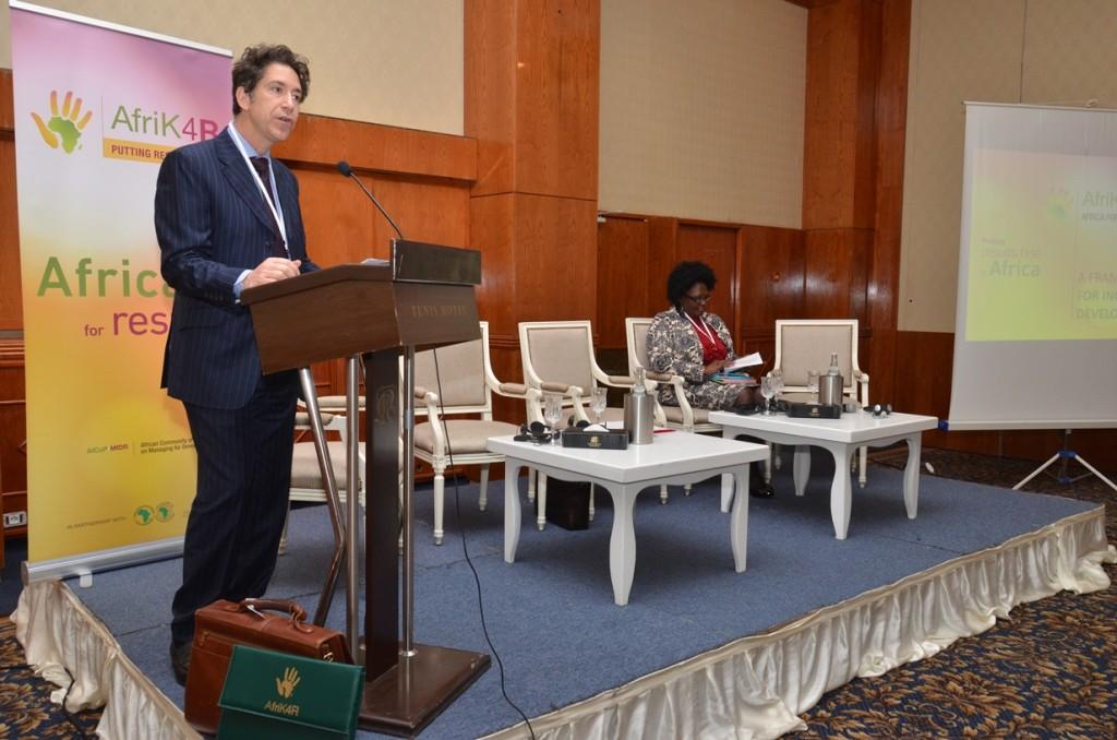 Séminaire BAD organisé par Ask'Event Tunisie.
