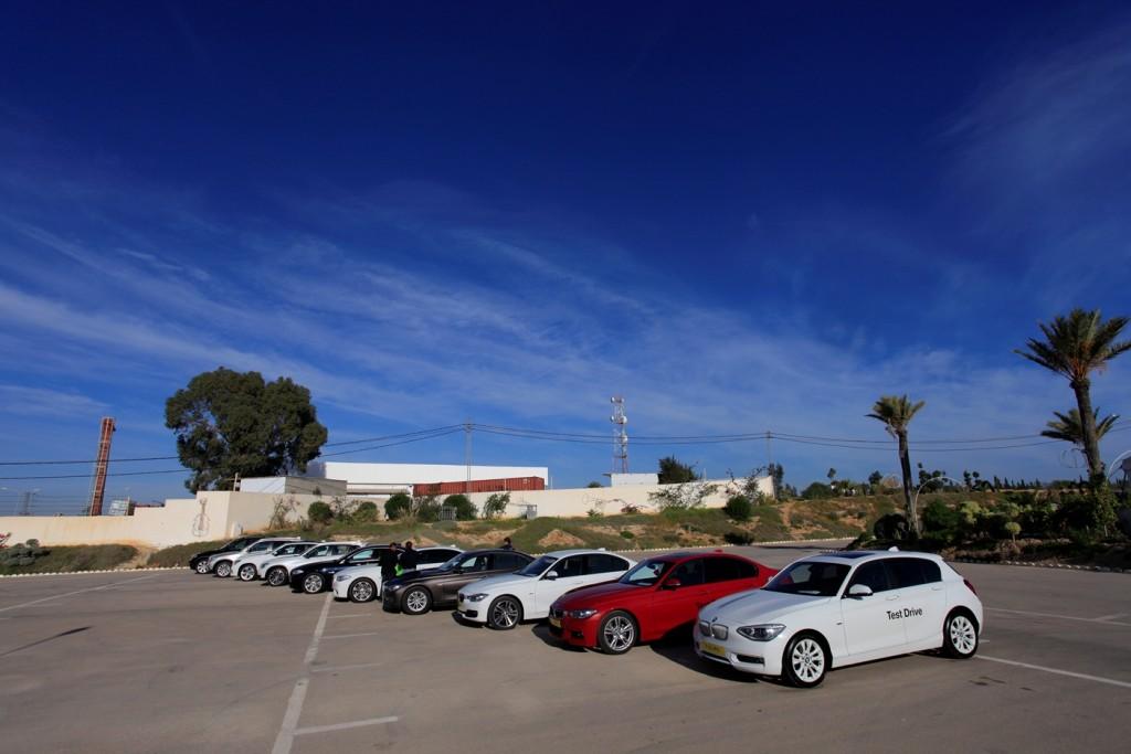Lancement de produit Journée Test Drive BMW