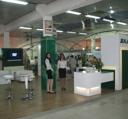 BNA – Lounge Creation of the company 2008