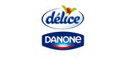 Notre partenaire-Délice DANONE