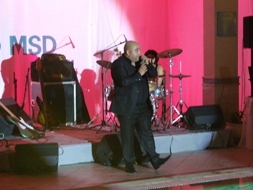 Soirée team building MSD Tunisie