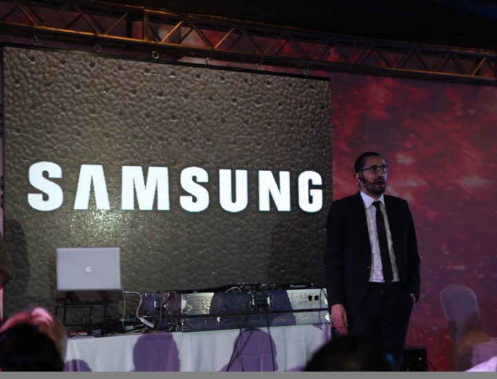 Samsung's party 2013