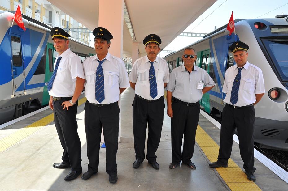 Inauguration du train par agence événementielle AskEvent
