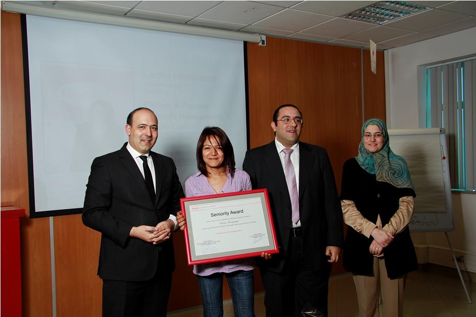 Organisation de séminaire pour la société Henkel Tunisie