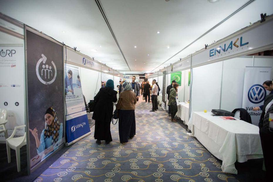 "Organisation foire en Tunisie ""AHK"""