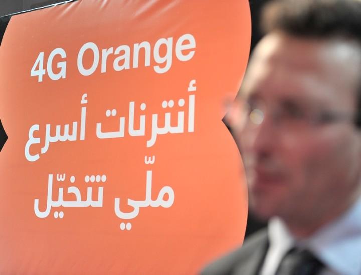 4G Launch Orange Tunisia