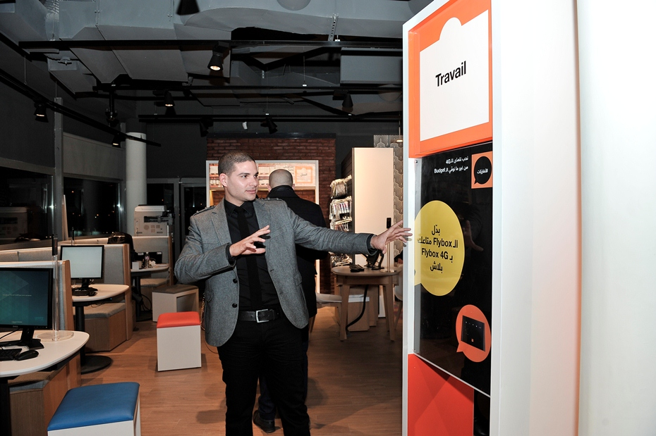 Journée lancement 4G Orange Tunisie par Ask'Event