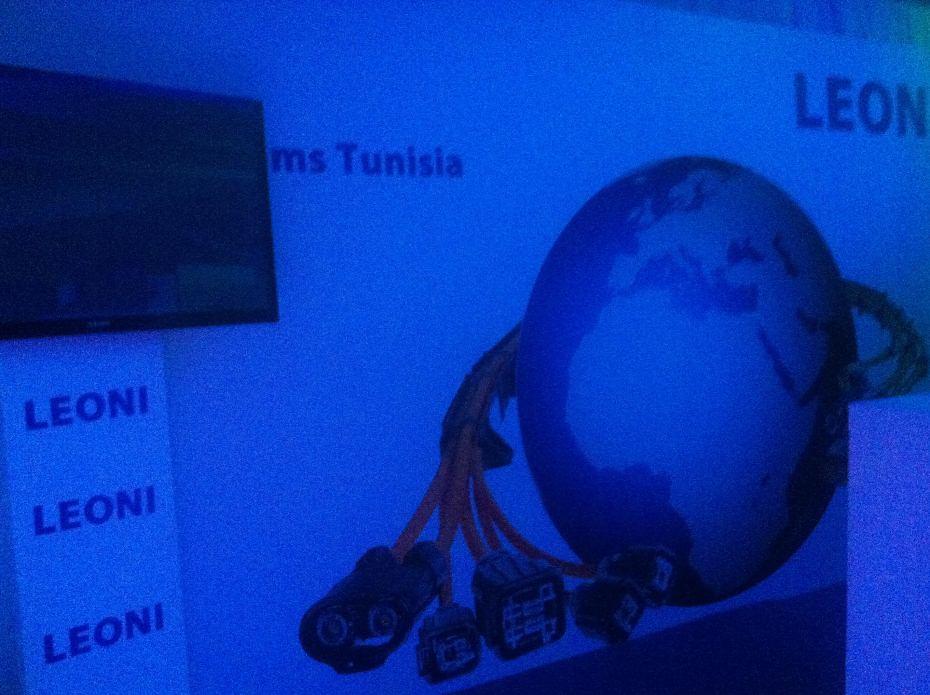 Conception et aménagement de stand d'exposition Tunisie