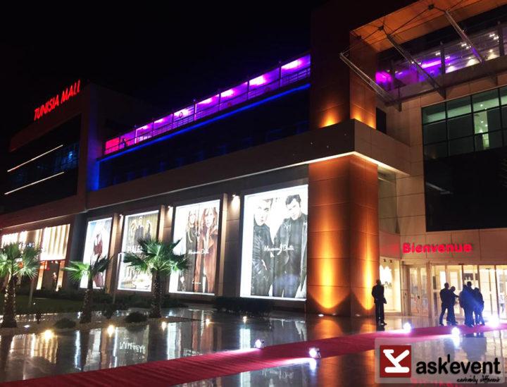 Evening JCC Tunisia Mall