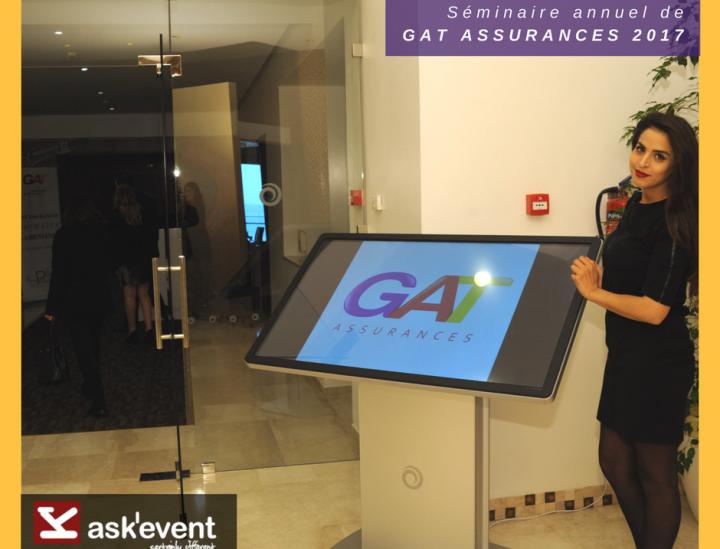 Annual seminar of GAT ASSURANCES 2017