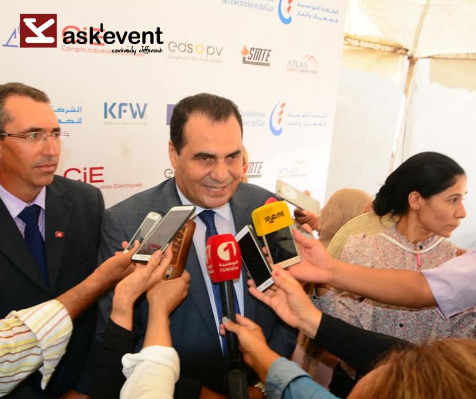 Organisation de congrès Tunisie 1