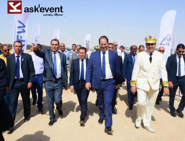 Organisation événement Tunisie 1