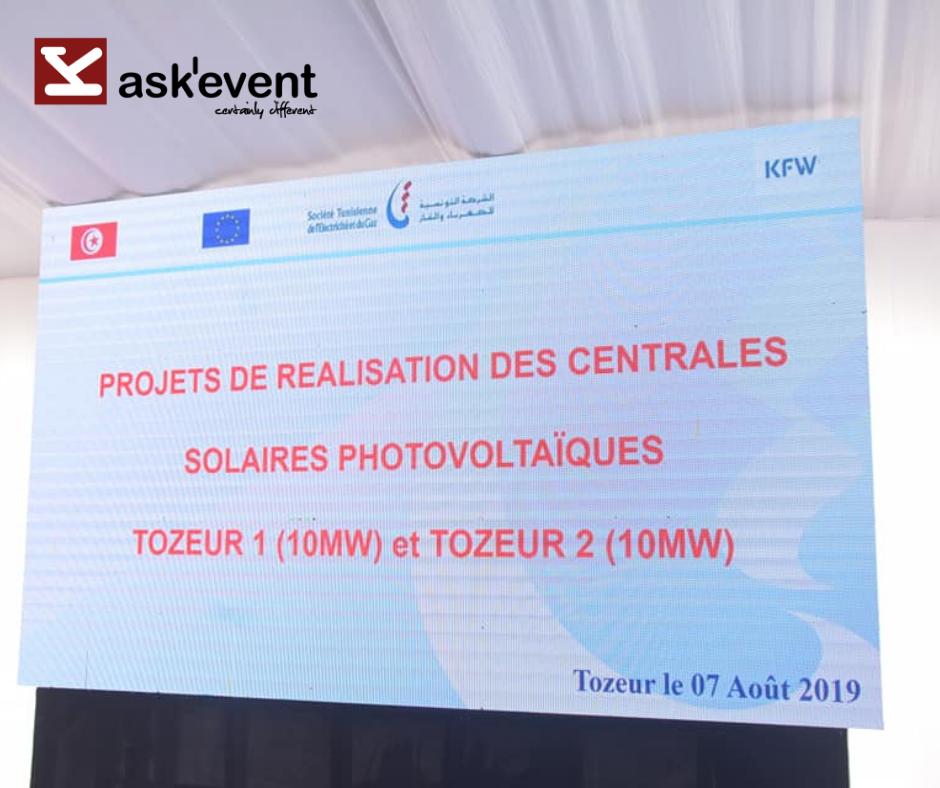 Agence événementielle Tunisie 1