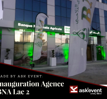 Inauguration BNA agency- Lac 2