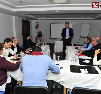 Colas Rail: the MENA management meeting