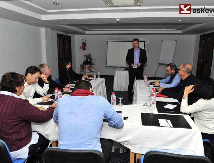 Colas Rail: la réunion d'encadrement MENA