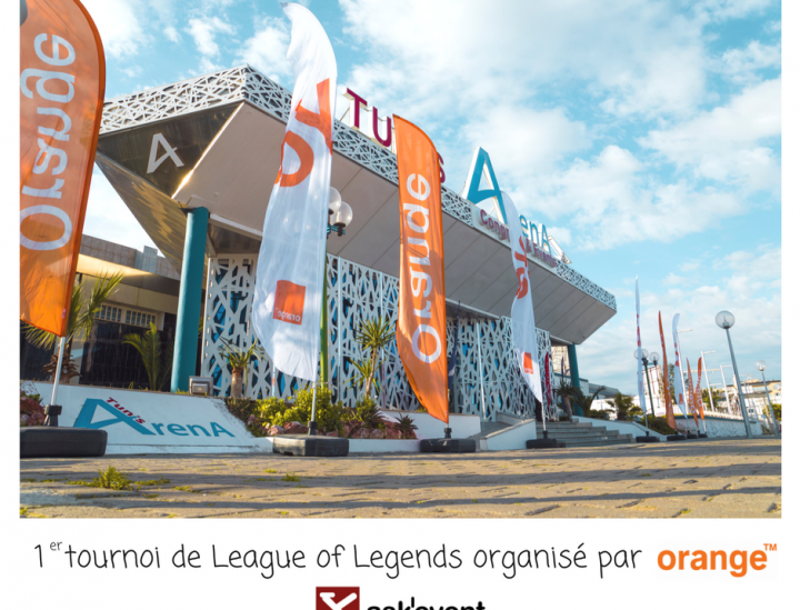 Le premier tournoi de League of Legends organisé par Orange