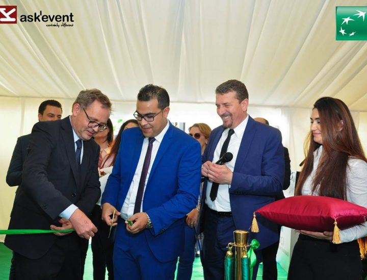 UBCI inauguration in Djerba