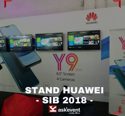 Stand Huawei SIB2018
