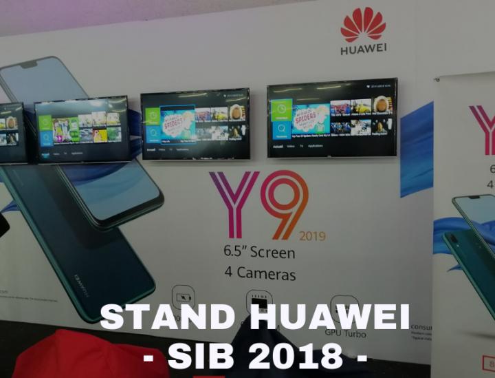 Stand Huawei SIB 2018