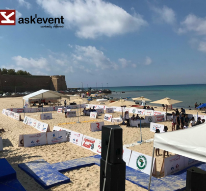 Beach Speed Ball, International Open, Tunisia 2019