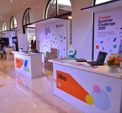 OSC 2020 Orange Summer Challenge